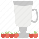 glass of milk, strawberry shake, milk container, milk in glass, healthy food icon
