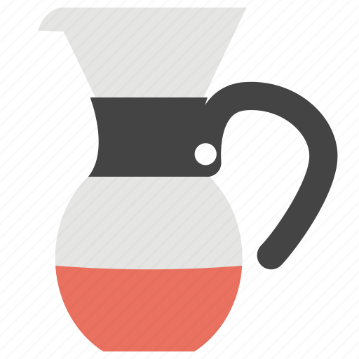 coffee maker, drip coffee, electric mixer, electronic device, filtered coffee, kitchen appliance icon