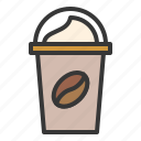 barista, barista tools, coffee, coffee shake, coffee supplies, coffee to go icon