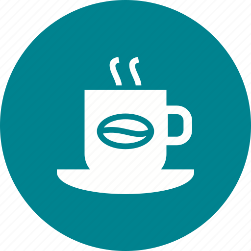 Coffee, cup, drink, espresso, mug, hot, breakfast icon
