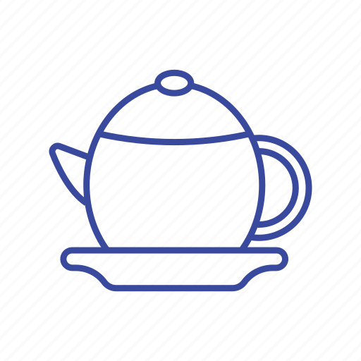 Coffee, drink, tea, teapot icon - Download on Iconfinder