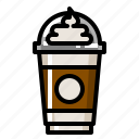 coffee, italian, juice, smoothie, soda, spin icon
