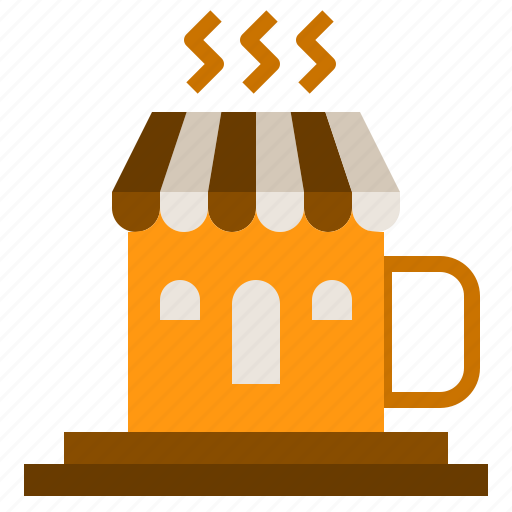 Cafe, coffee, cup, meeting, morning, shop icon - Download on Iconfinder