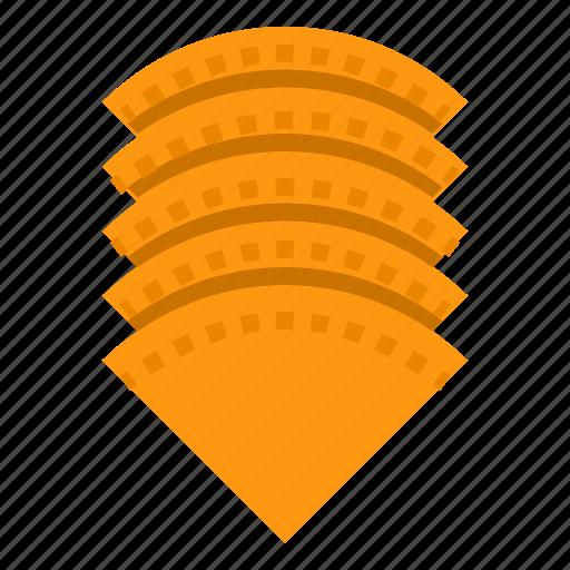Coffee, filter, paper, powder, tea, waste icon - Download on Iconfinder