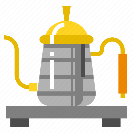 Boiler, electric, heating, kettle, stove, water icon - Download on Iconfinder