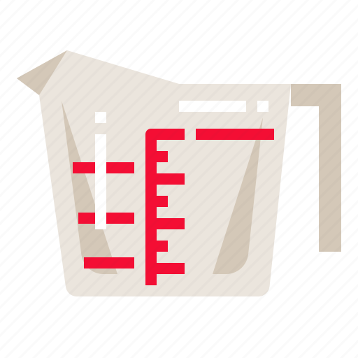 Cookware, ingredients, measuring, mixed, powder, ratio icon - Download on Iconfinder