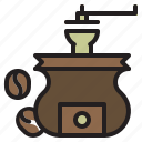 coffee, drink, espresso, food, hot icon