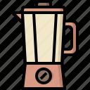 blender, coffee, drinks, equipment, kitchenware, shop, store icon