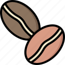 arabica, beans, coffee, cup, drinks, hot, seed