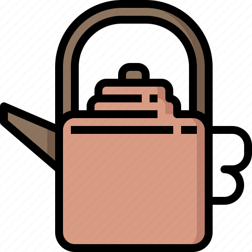 brewer, coffee, drinks, hot, pot, shop, water icon