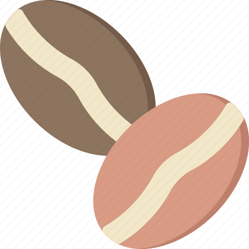 arabica, beans, coffee, cup, drinks, hot, seed icon