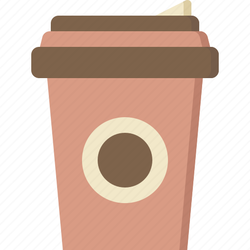 coffee, cup, drinks, espresso, hot, shop, takeaway icon