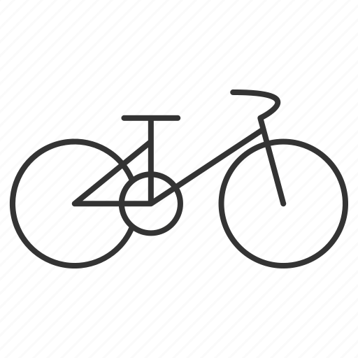 bicycle, bike, cicle, hipster, hipster bike, ride, ride a bike icon