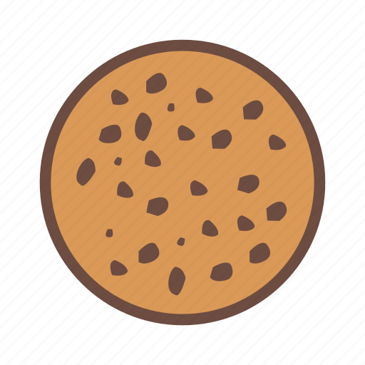 biscuit, chocolate, cookie, dessert, food, gingerbread, sweet icon