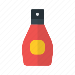 bottle, brown, food, glass, healthy, liquid, syrup icon