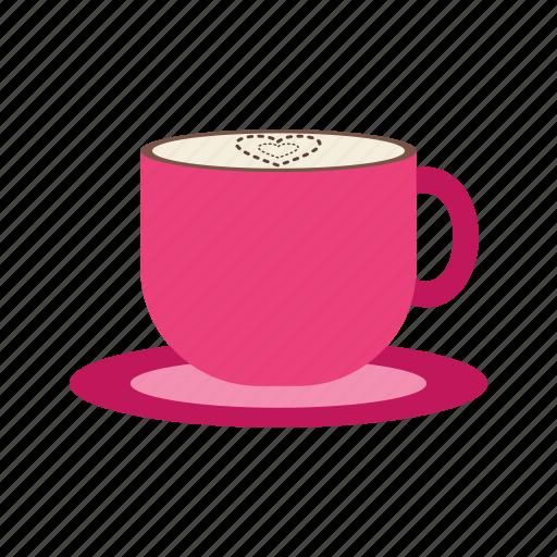 breakfast, cafe, coffee, cup, drink, espresso, latte icon