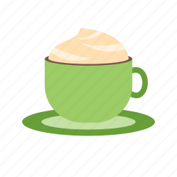 cafe, caffeine, cappuccino, coffee, cup, drink, mocha icon