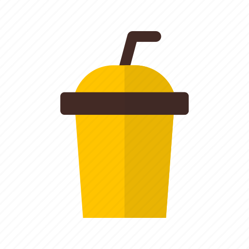 coffee, cream, drink, frappe, glass, latte, sweet icon