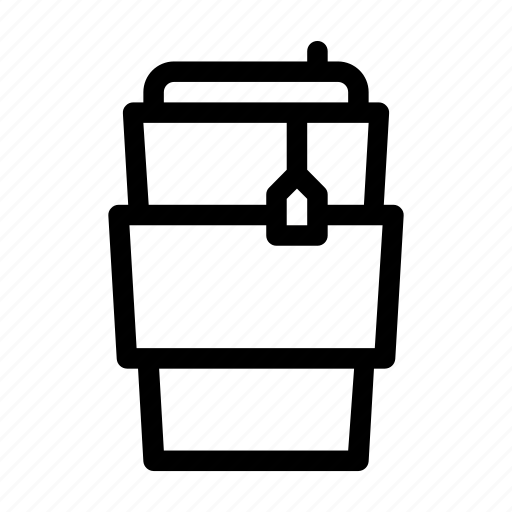 cup, drink, mug, tea icon