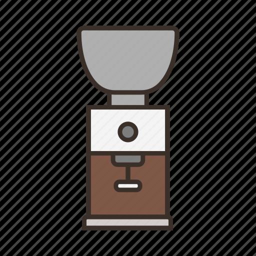 coffee, coffee maker, hot coffee, make icon icon
