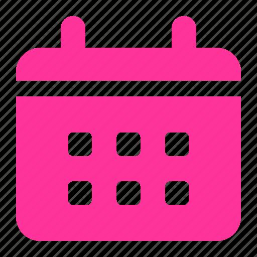 calendar, date, event, reminder icon