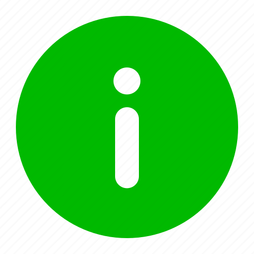 details, green, info, information, more details icon