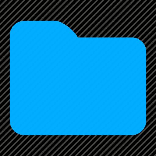 album, blue, file, files, folder icon