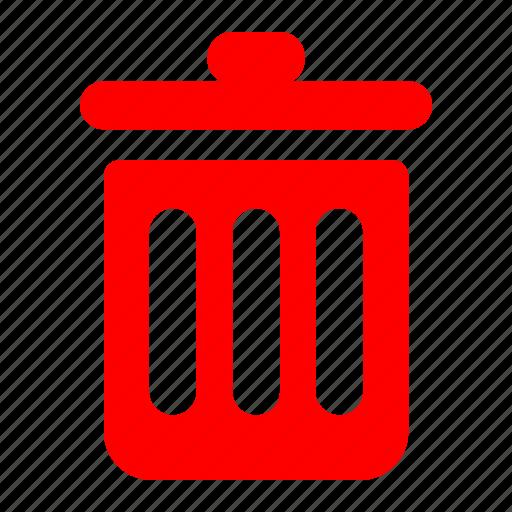 Delete Icon Svg Png Icon Free Download (#416864 ... |Delete Trash Button Icon