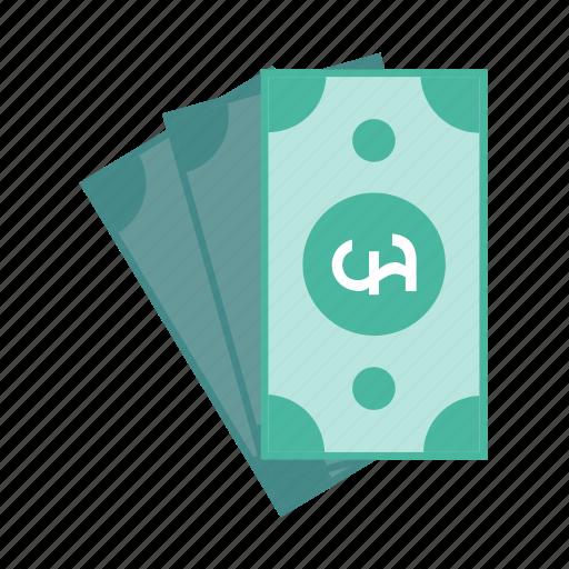 banknote, cash, finance, money, pound icon