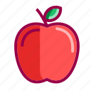 apple, flavor, fruits, health, healthy, juice icon