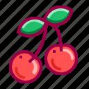 cherry, cute, flavor, fruit, fruits, perfume icon
