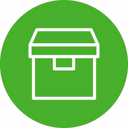 box, ecommerce, pack, package, shipping, shopping icon