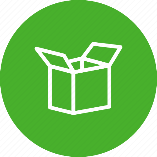 Box, delivery, open, pack, package, shipping, unbox icon - Download on Iconfinder