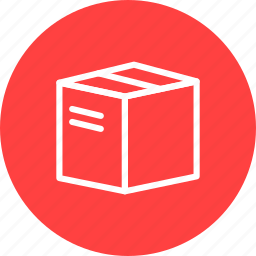 box, delivery, fedex, pack, package, post, shipping icon