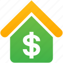 bank, banking, building, business, finance, financial, office icon