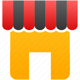 company, drugstore, office, shop, shopping, store icon