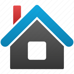 building, construction, home, hotel, house, office icon