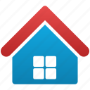 building, home, house, office, property, real estate icon