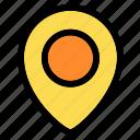 gps, location, map, navigation, pin, direction, marker