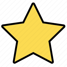 award, bookmark, favorite, medal, rate, ratting, star icon