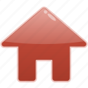 apartment, home, house, main, menu icon