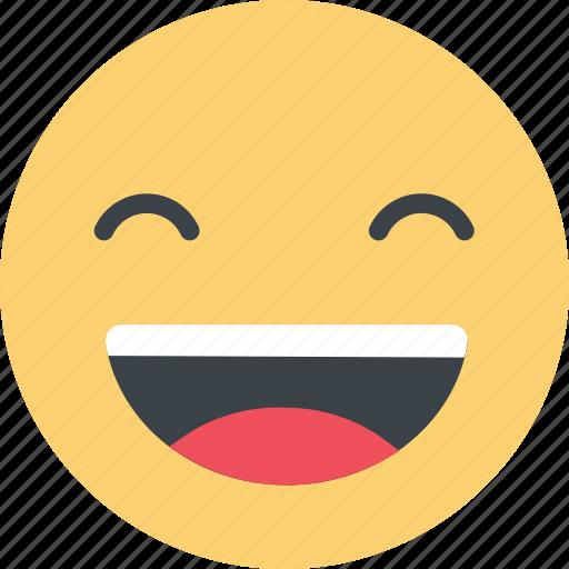 emoji, emoticon, happy, smile, smiley icon