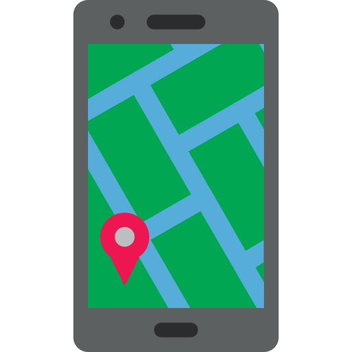 gps, location, map, mobile, phone, pointer, smartphone icon