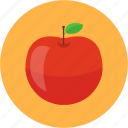 apple, autumn, cook, diet, fall, fruit icon