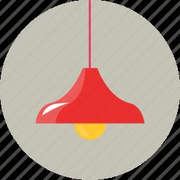 illumination, kitchen, lamp, light, lighting, restaurant icon
