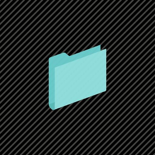 folder, isometric icon