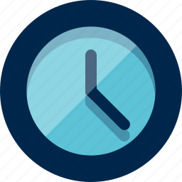 clock, latest, time, timeline icon
