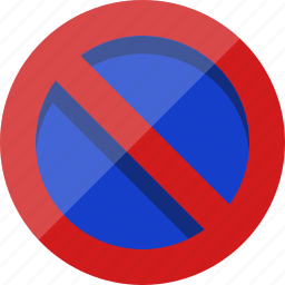 forbidden, prohibited, restricted icon