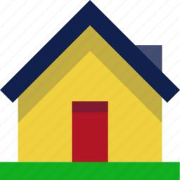 building, home, house, index, start icon