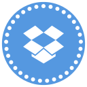 document, dropbox, file, filestorage, securestorage, upload icon